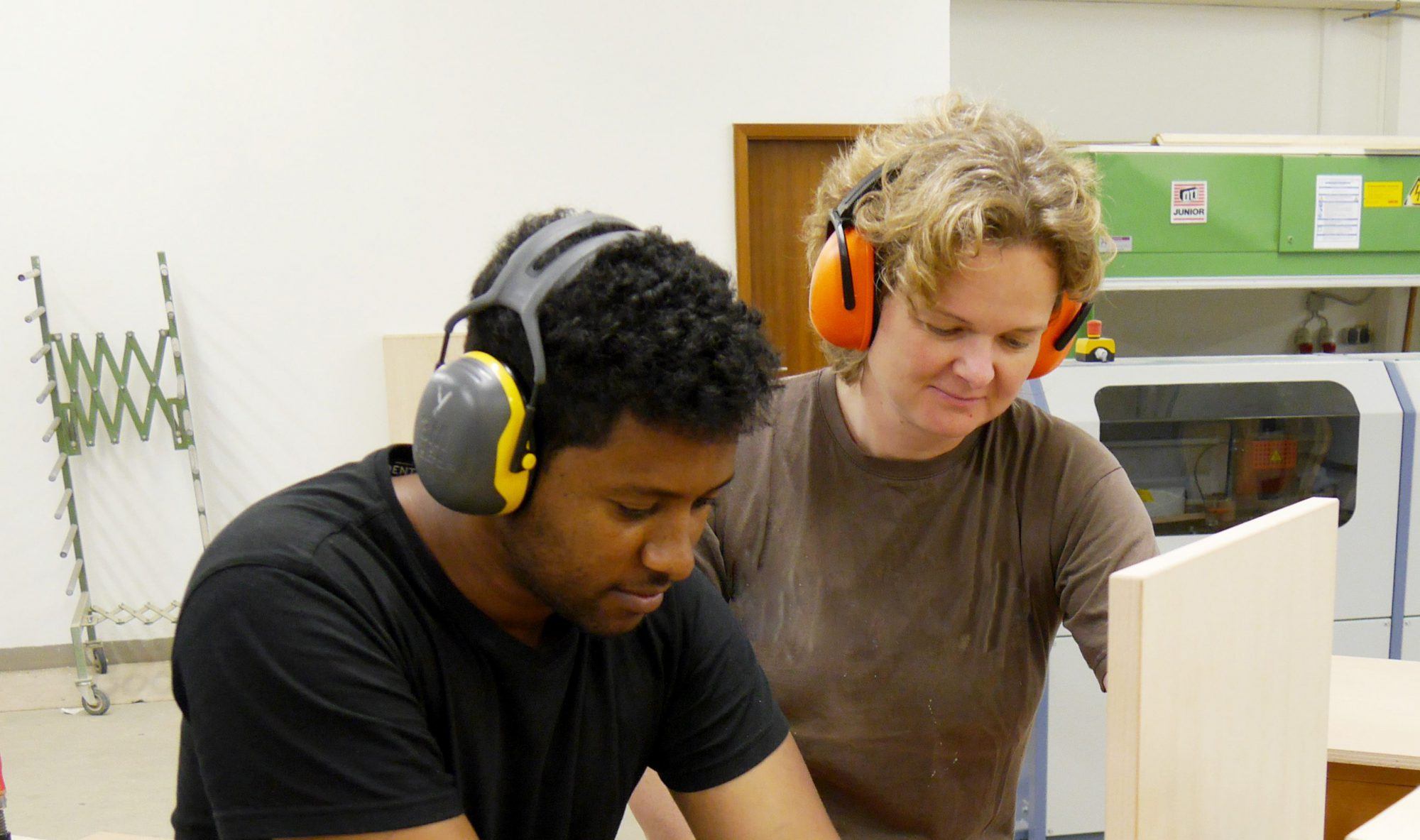 Lernbetrieb Frankfurt - Produktionsschule